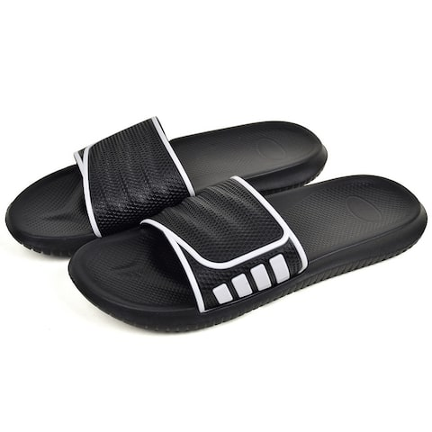 VONMAY Men's Sandals Slippers Casual Slides Shower Shoes