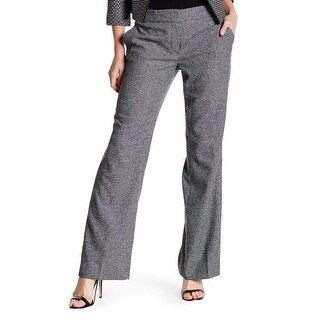 Nine West Neo Classic Tweed Dress Pants Slacks Trousers - 8