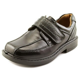 Hush Puppies Oberlin Square Toe Leather Loafer