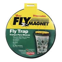 Victor Fly Magnet Trap Disposable Fly Trap