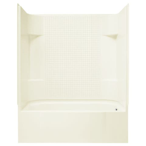 """Sterling 71140120 Accord 60"""" x 31-1/4"""" x 73-1/4"""" Vikrell Shower with"""