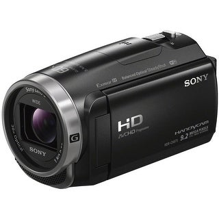 Sony HDR-CX675 Handycam Full HD 1080p Camcorder (Black)