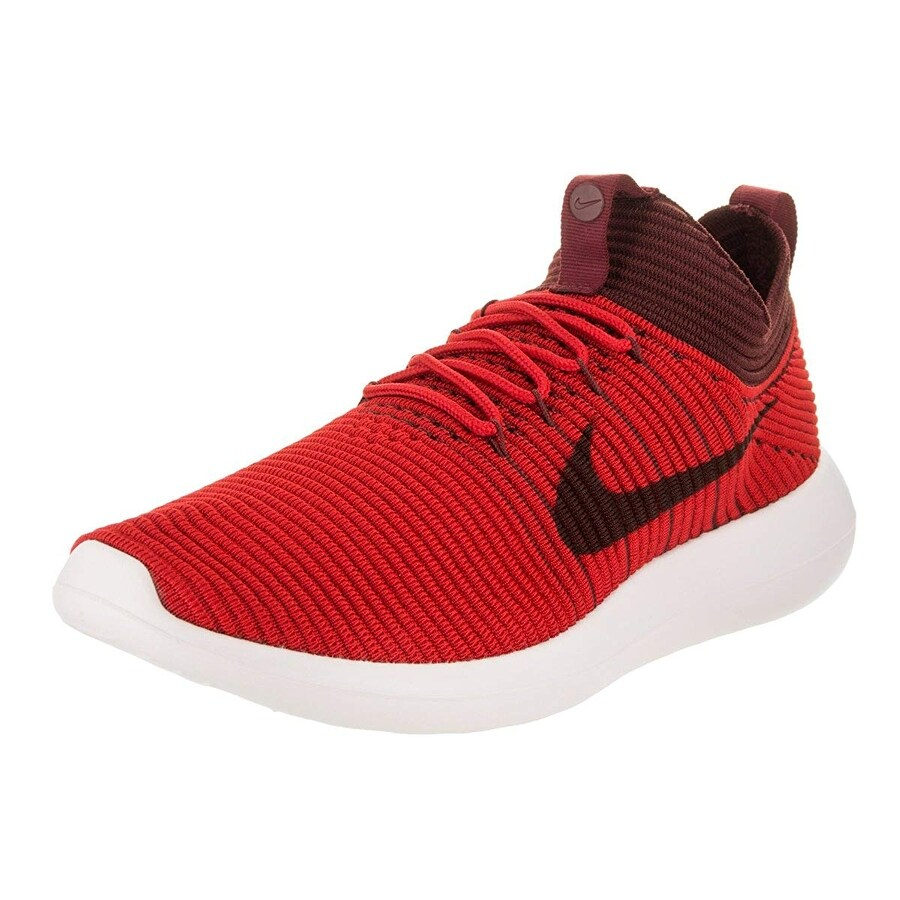 buy online 3dd88 49e27 Nike Mens Roshe Two Flyknit V2 Low Top Lace Up Running Sneaker