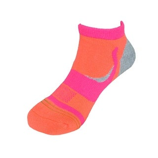Gold Toe Girl's No Show Athletic Socks (6 Pair Pack)