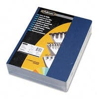 Fellowes  Classic Grain Texture Binding System Covers  8 3/4 x 11 1/