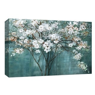 """PTM Images 9-148380  PTM Canvas Collection 8"""" x 10"""" - """"Nature's Promise"""" Giclee Flowers Art Print on Canvas"""