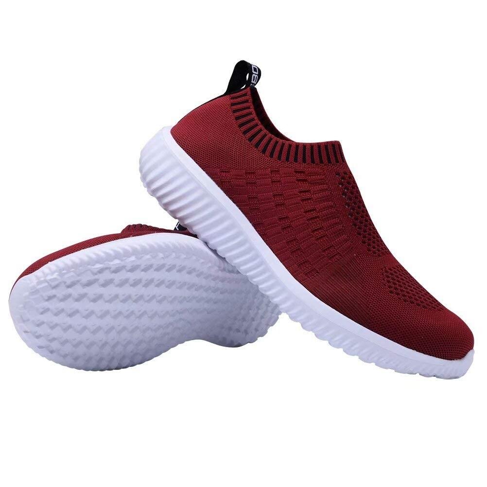 LANCROP Women's Walking Nurse Shoes