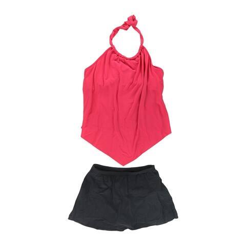 Magicsuit Womens Nicole Underwire Skirt 2 Piece Tankini