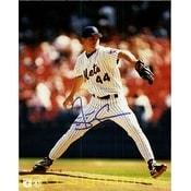 Signed Isringhausen Jason New York Mets 8x10 Photo autographed