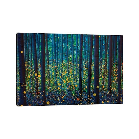 "iCanvas ""Fireflies"" by DB Waterman Canvas Print"