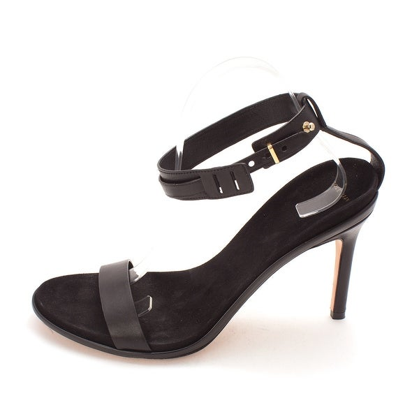 Cole Haan Womens Nicolesam Open Toe Casual Ankle Strap Sandals - 10.5