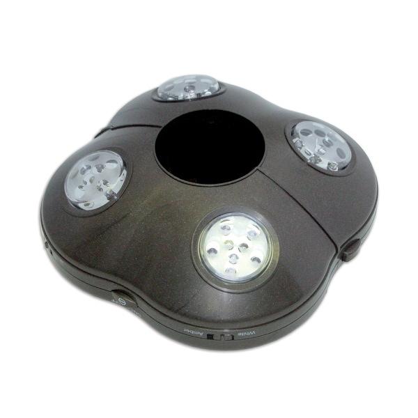 Rite Lite LPL1040BX Wireless Umbrella Light, Bronze, 40 LED - Bronze