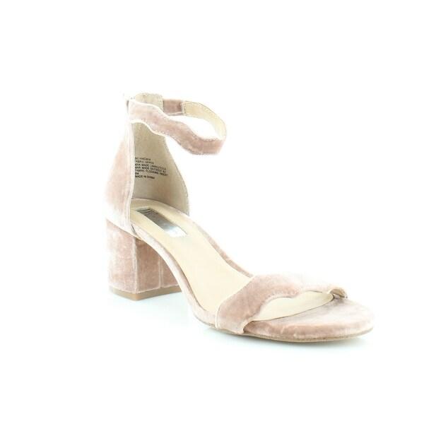 INC International Concepts Hadwin Women's Sandals & Flip Flops Dark Blush