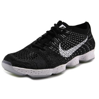 Nike Flyknit Zoom Agility   Round Toe Synthetic  Cross Training