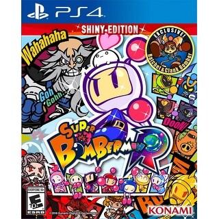 Super Bomberman R Shiny Edition - Playstation 4