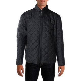 Marc New York by Andrew Marc Mens Quilted Zip Front Jacket - XXL