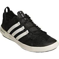 adidas Men's Terrex Climacool Boat Shoe Black/Chalk White/Black