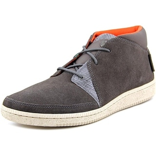 Diesel Autumn Men Round Toe Suede Chukka Boot