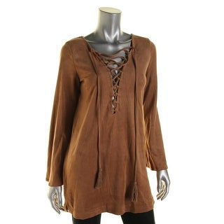 Olivaceous Womens Clubwear Dress Long Sleeves Mini
