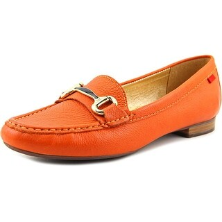 Marc Joseph Grand St. Round Toe Leather Loafer
