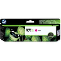 HP 971XL High Yield Yellow Original Ink Cartridge (CN627AM)(Single Pack)