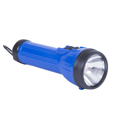 Stansport 129 high impact flashlight