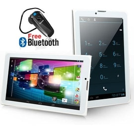 Indigi® 3G Unlocked 2-in-1 SmartPhone + TabletPC Android 4.4 KitKat + WiFi + DualSIM Slots w/ Bluetooth included
