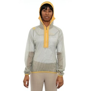 La Sportiva Women Ether Windbreaker Windbreaker Light Grey
