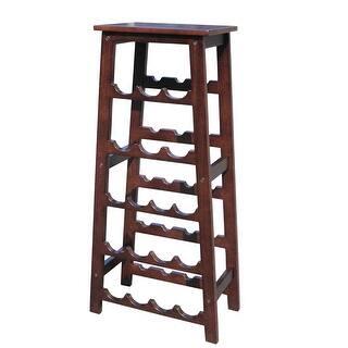 Buy Wood Floor Wine Racks Online At Overstockcom Our Best