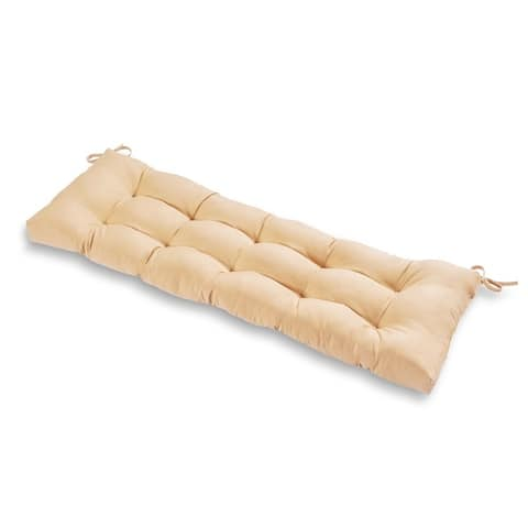 Driftwood 18-inch x 51-inch Outdoor Bench Cushion by Havenside Home