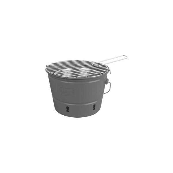 Coleman Charcoal Party Pail Grill Charcol Grill