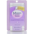JOHNSON'S Safety Swabs 55 Each - Thumbnail 0