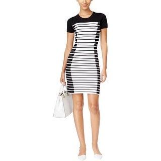 MICHAEL Michael Kors Womens Wear to Work Dress Stretch Knit - XL