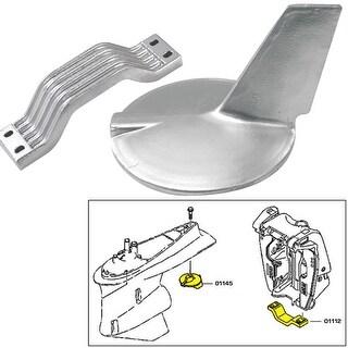 Tecnoseal Anode Kit Yamaha 200 -300 Hp Hi-Perf Zinc Polybag - 21106