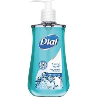 Dial Spr Wtr Liquid Hand Soap