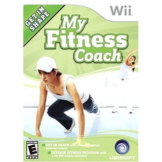 My Fitness Coach Video Game: Nintendo Wii - multi