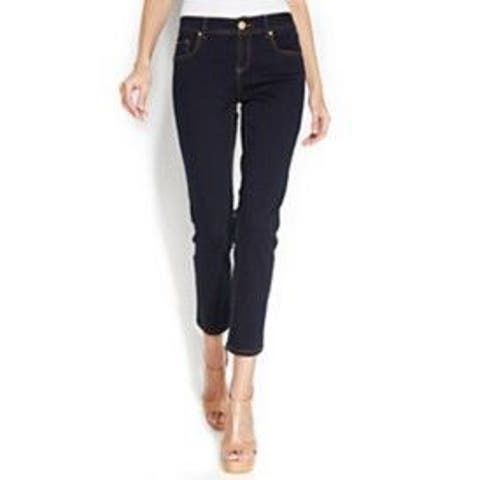 INC International Concepts Women's International Concepts Skinny Jeans Black 2