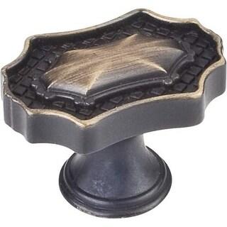 Jeffrey Alexander 211 Padua 1-9/16 Inch Long Designer Cabinet Knob