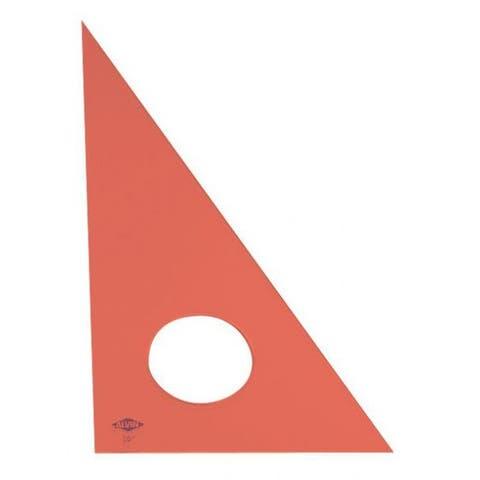 Alvin Fluorescent Professional Acrylic Triangle - 30 deg/60 deg
