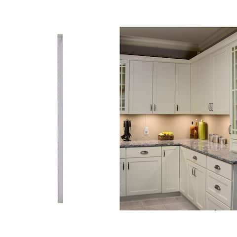"""BLACK+DECKER LED Under Cabinet Lighting Kit, 18/24"""", Warm White"""