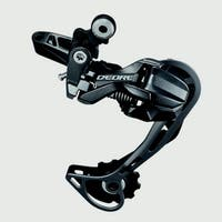 Shimano Cycling Deore Derailleur RD-M593 10 Speed - 587665 - Black