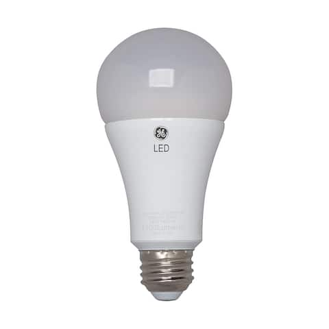 GE Lighting 22684 Dimmable LED A21 Light Bulb with Medium Base