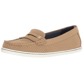 Tommy Hilfiger Womens Butter5 Closed Toe Loafers