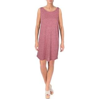 Alternative Apparel Womens Tank Dress Jersey Heathered