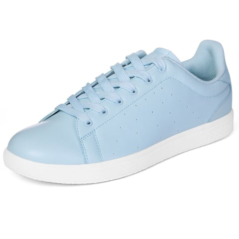PYPE Women Round Toe Low Top Lace Up Sneaker Shoes