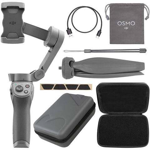 DJI Osmo Mobile 3 3-Axis Handheld Smartphone Camera Gimbal Stabilizer