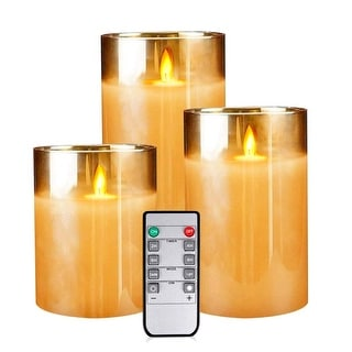 Link to Flameless Led Candles Flickering, Yinuo Candle Real Wax Fake Wick Similar Items in Decorative Accessories