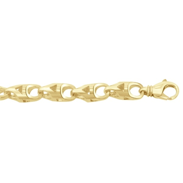 Men's 14k Gold 16 inch link chain