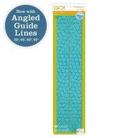 """Accuquilt GO! Strip Cutter-2 1/2"""" (2"""" Finished) 2 Strips"""