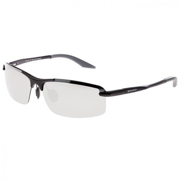 9a6209461b Shop Breed Lynx Men s Aluminium Sunglasses - 100% UVA UVB Prorection ...